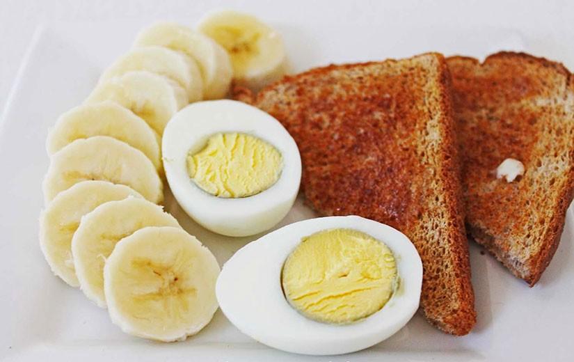 өндөг өглөөний цай зурган илэрцүүд