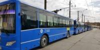 Их засварт байсан троллейбуснуудыг үйлчилгээнд гаргалаа