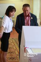 ФОТО:Монголчууд тав дахь Ерөнхийлөгчөө өнөөдөр сонгоно
