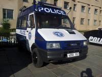 """""""Iveco"""" маркийн автомашиныг тоноглож орон нутгийн замд эргүүл хийж байна"""