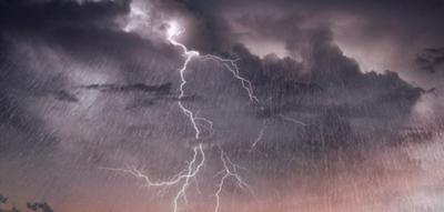ЦУОШГ: Өнөө шөнө дуу цахилгаантай усархаг бороо орно