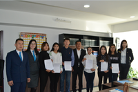 JCI Монгол байгууллага шалгарсан зургаан оюутанд тэтгэлэг олгохоор боллоо