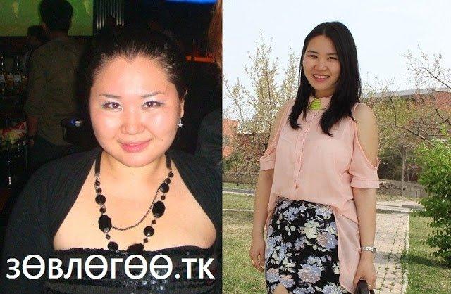 Хоолоо сойхгүйгээр 22 кг хассан Монгол бүсгүйн итгэмээргүй зөвлөгөө