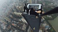Хятадын адал явдалд дурлагч алдартай эр өөрийн үхлийн бичлэг хийжээ