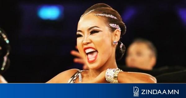 Монгол охин бүжгийн төрлөөр ДЭЛХИЙН ХОШОЙ АВАРГА боллоо