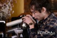 Бариста Э.Энхбат: Кофе уугаад ямар хувирал гаргаж байгаагаа хүмүүс анзаардаггүй