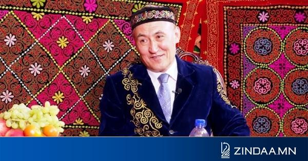 [100 АСУУЛТ] Зочин - Баян-Өлгий аймгийн Засаг дарга А.Гылымхан